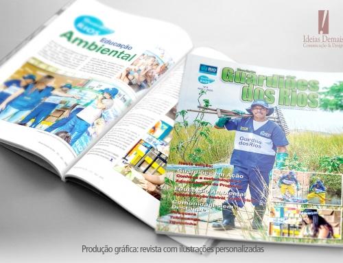 Revista Guardiões dos Rios