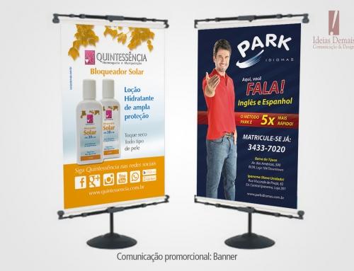 Banners Promocionais