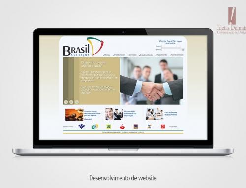 Web Site Brasil Serviços