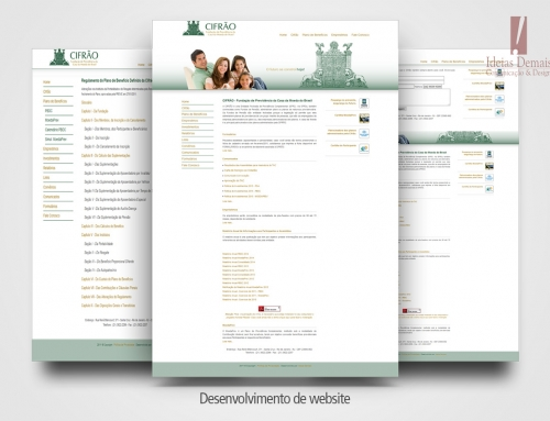 Web Site Cifrão