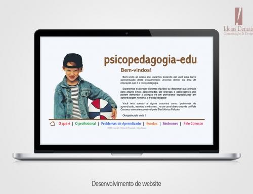 Web Site Psicopedagogia