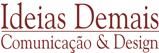 Ideias Demais | Com. & Design Logo